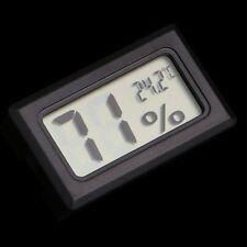 Gauge Monitor Indoor Digital Mini Hygrometer LCD Thermometer Humidity