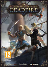 Pillars Of Eternity II Deadfire PC THQ