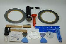 Handy Bildschirm Reparatur Bündeln, 5ml Kleber, 1-2mm 3M Klebeband, Taschenlampe