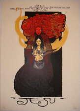 2008 Jesu - Roadburn Silkscreen Concert Poster by Malleus s/n
