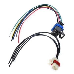 2x Neutral Safety Switch Connector 7-PIN & 4-PIN Wire Lead For 4L60E 4L80E 4L65E