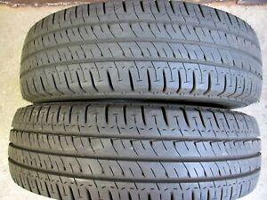 2x Michelin Agilis Sommerreifen 205/75 R16 C  110/108