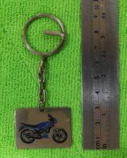 Old Singapore Tai Sheng Motor Trading Co keychain , motorcycle motor bike design