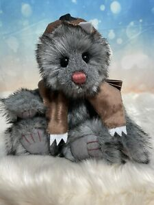 BearWolf Charlie Bears Halloween Little Wolf All Dressed Up  New!