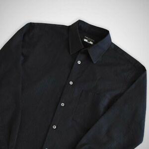 Comme des Garçons Homme Plus Shirt Black 2008