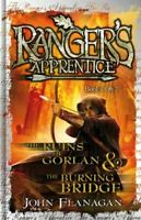 Flanagan, John, Ranger's Apprentice 1 & 2 Bind Up: The Ruins of Gorlan & The Bur
