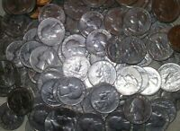 $10 Roll of Washington Quarters 1965-1998 Mixed (40 Quarters)