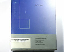 Siemens Simatic WINCC SOFTWARE SINGLE LICENSE V6.0+SP2 6AV6381-1BS06-0CX0