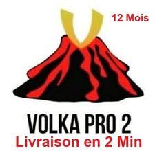 VOLKA PRO 2 / 12 Mois (Andoird,IOS,m3u,mag) Envoi rapide 2 min