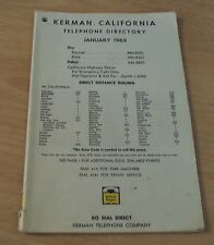 1969 PHONE Book~