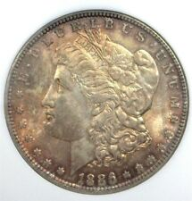 1886 MORGAN SILVER DOLLAR MS-65 IN A OLD NGC HOLDER!