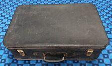 Belle ancienne valise rétro vintage H 21 L 71 l 47,5 cm #17