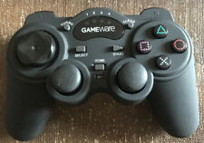 Gameware Playstation Controller PS3 Black Vibration Wireless Controller