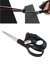 Laser Scissors Cuts Straight Fast Laser Guided Scissors Laser Scissors Light FE