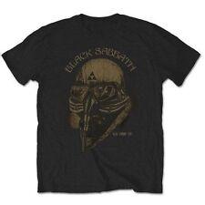 Official Black Sabbath Mens Music T-shirt 1978 US Tour Vintage Style Rock Metal M