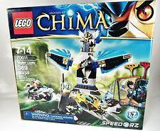 LEGO Chima Eagles' Castle - Item 70011 - 369 pieces, Ages 7-14,