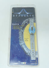 1994 Stargate Egyptian Watch Silver Band NOS