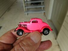 1979 Hot Wheels 1934 Ford 3 Window Coupe made in Malaysia ( no box ) 1:64