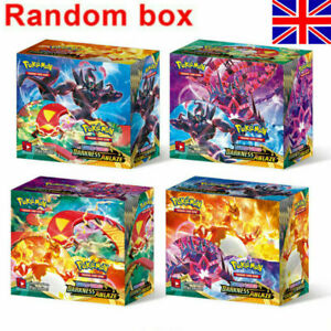 324pcs Pokemon Card Set Booster Box Darkness Ablaze 36 Packs  English Version UK