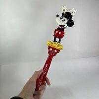 "Walt Disney World Vintage 15.5"" Mickey Mouse Back Scratcher Souvenir VTG"