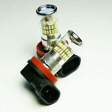 H11 PGJ19-2 3014 TURBO HIGH POWER LED FRONT FOG CAR XENON WHITE BULBS A