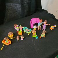 Dora the Explorer Dollhouse Furniture Figure Animals Lot Family Diego