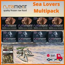 Nutriment Raw Sea Food Formula Dog Food and treats @