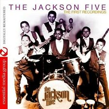 The Jackson 5, Jackson Five - First Recordings [New CD] Manufactured On Demand