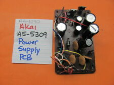 AKAI A5-5309 POWER SUPPLY PCB AA-1030 STEREO RECEIVER