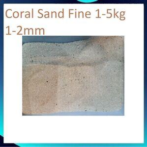 Coral Sand Fine 1-5kg 1-2mm