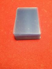 BLANK PVC CARDS-15 of 8 different COLOR-Over 120 Total PVC Cards,CR.80 .30 Mil