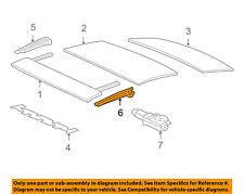 Scion TOYOTA OEM 05-10 tC Sunroof-Side Trim Left 6321821020