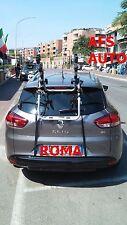PORTABICI POSTERIORE 3 BICI RENAULT CLIO SPORTOUR 2008 3 BICI UOMO DONNA MB