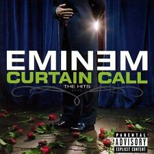 Curtain Call: The Hits [PA] by Eminem (CD, Dec-2005, Interscope (USA)) NEW