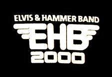 ELVIS & HAMMER BAND tee 2000 T shirt 3XL Fort Wayne XXXL paw logo Indiana OG