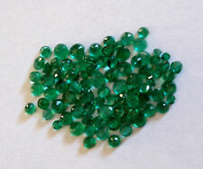 EMERALD MELEE ROUNDS 3.22 CTS TW