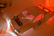 Traxxas Slash RC10 Short Course Stampede Flux Truck LED Light set #42