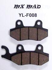 Suzuki LTF 300, 450, 500 ATV brake pads        YL-F008