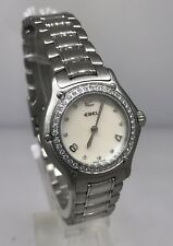 EBEL 1911 BNIB WOMENS MOP DIAMOND WATCH 9090214/19865P BNWT $5,010 RETAIL!!!