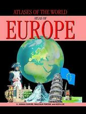 Atlas of Europe Atlases of the World Library