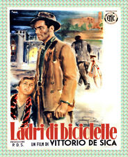 8544.Decoration movie Poster.Home Room wall art design.Bicycle thief Italian