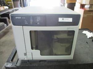 Epson N131A Discproducer PP-100 Color Inkjet CD/DVD Printer (B921)