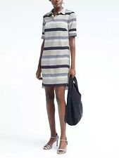 Banana Republic Polo Dress NWOT 2017 STILL IN STORES $128. Size S