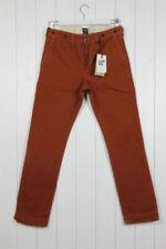 Pantaloni da uomo medio regolare in velluto a coste