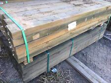 150x75  treated pine h4 sleepers