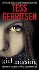 Girl Missing by Tess Gerritsen (2014, Paperback)