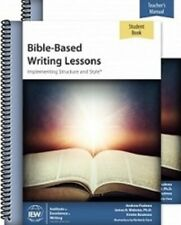 Bible-Based Writing Lessons Student / Teacher Combo