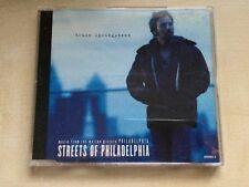 BRUCE SPRINGSTEEN - STREETS OF PHILADELPHIA (CD SINGLE) 4 tracks