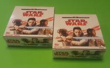 Topps - Die Reise zu Star Wars Trading Die letzten Jedi 2 Display 60 Booster