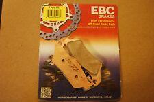 EBC Sintered Brakes ( Husqvarna '00-'02)(KTM '95-'11) And many more....